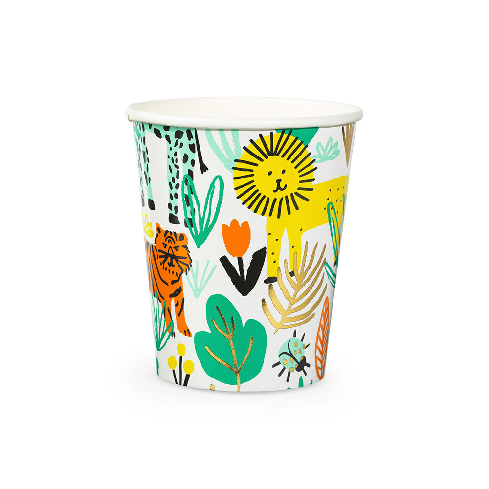 Into the Wild 9 oz Cups from Daydream Society