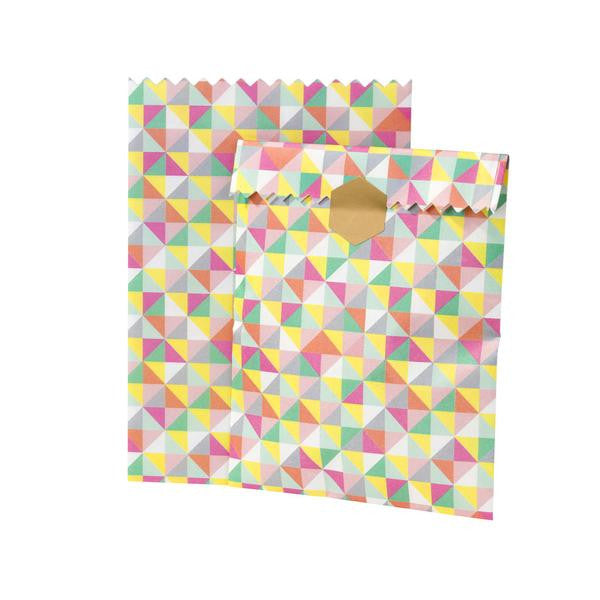 Geometric Treat Bags