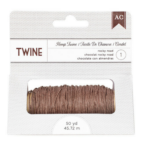 Bakers or Hemp Twine - Brown