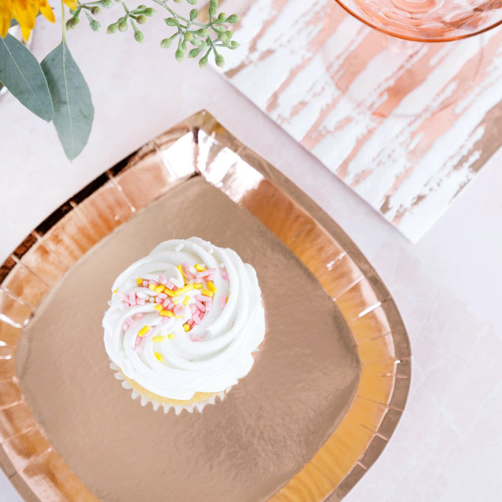 Posh [CU] Later Dessert Plates from Jollity & Co