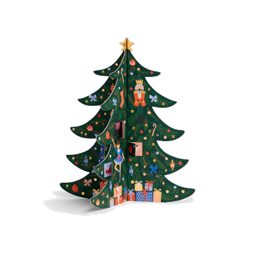 Christmas Tree Advent Calendar, Jollity & Co