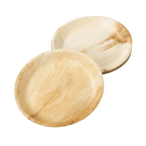 Jollity & Co, Wood Palm Leaf Dinner Plates