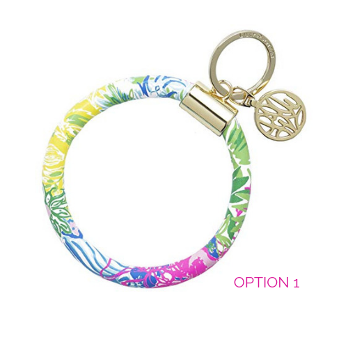 Floral Key Chain, Jollity & Co