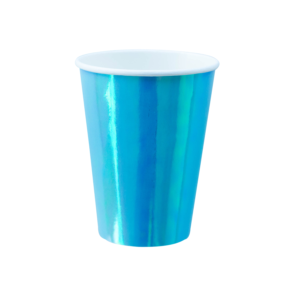 Posh Bubble Mint 12 oz Cups from Jollity & Co