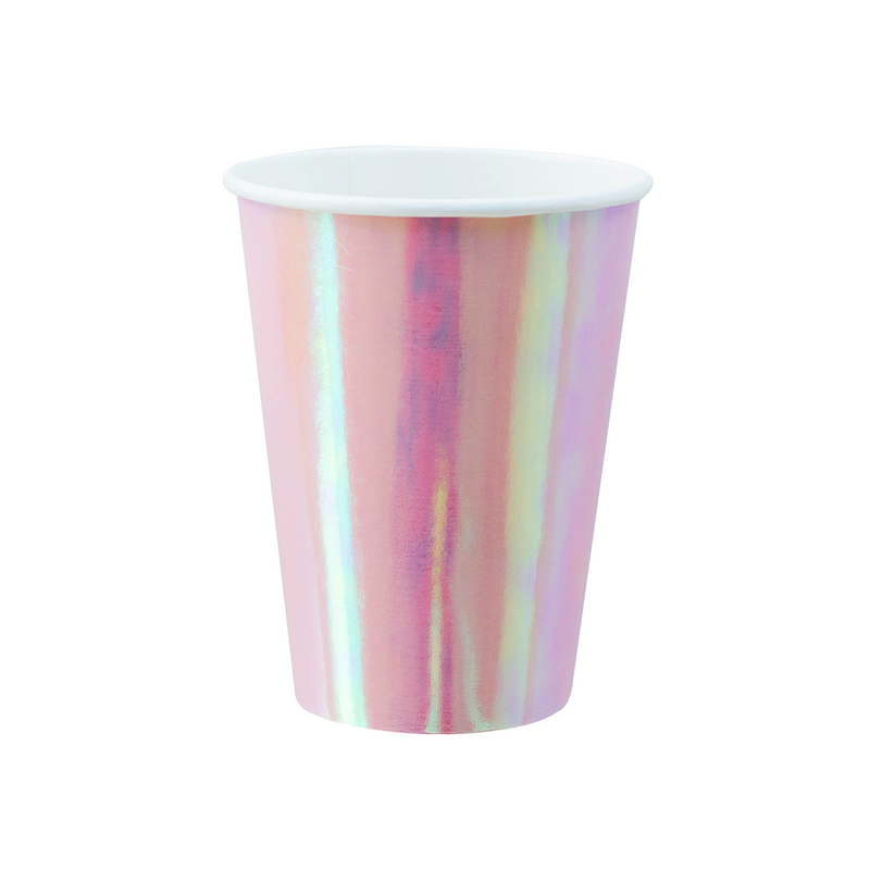 Posh Just Peachy 12 oz Cups from Jollity & Co