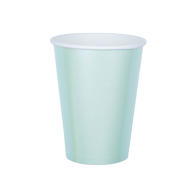 Posh Mint to Be 12 oz Cups from Jollity & Co