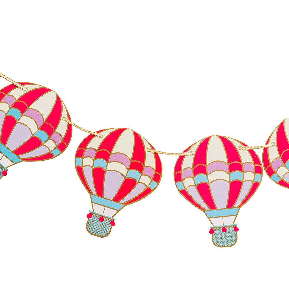 Up, Up & Away Banner from Jollity & Co
