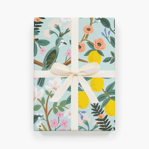 Floral Wrap Sheets, Garden, Jollity & Co