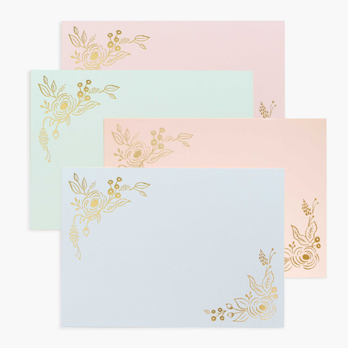 Floral & Pastel Stationery Set, Jollity & Co