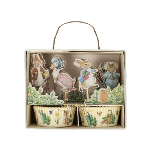 Peter Rabbit™ Cupcake Kits, Jollity & Co