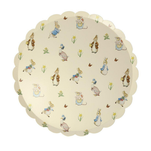 Peter Rabbit™ & Friends Plates, Jollity & Co