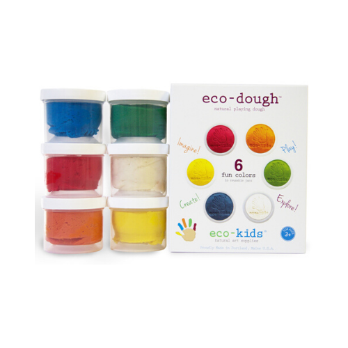 Eco Friendly Play Dough, Jollity & Co