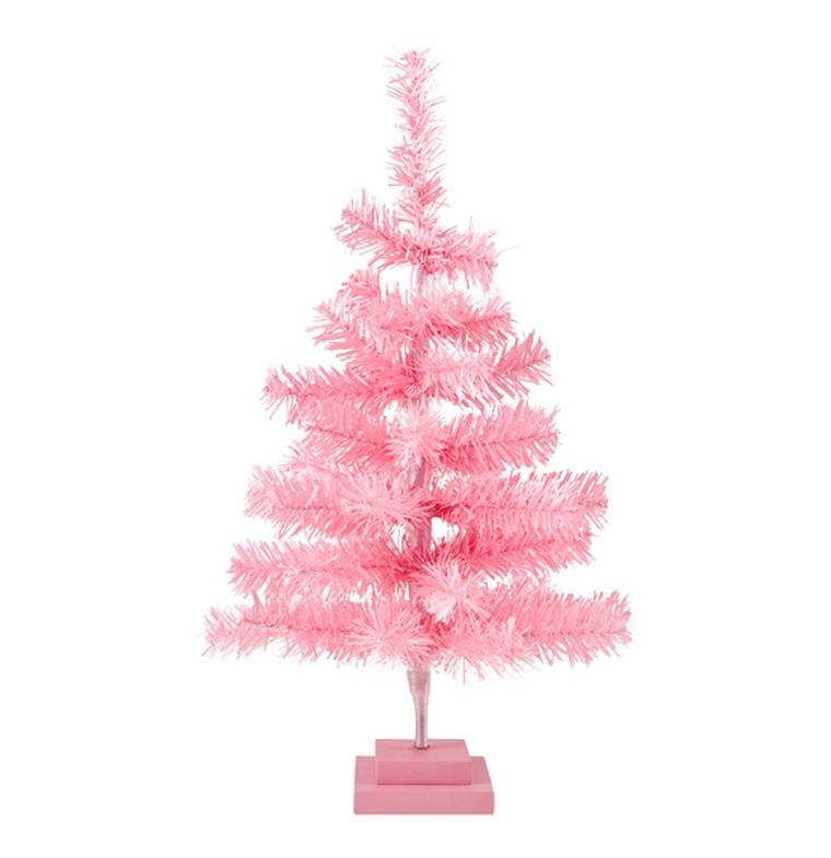 Light Pink Artificial Christmas Tree – Jollity & Co Party ...