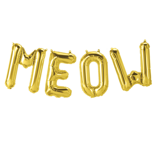 MEOW Balloon Kit