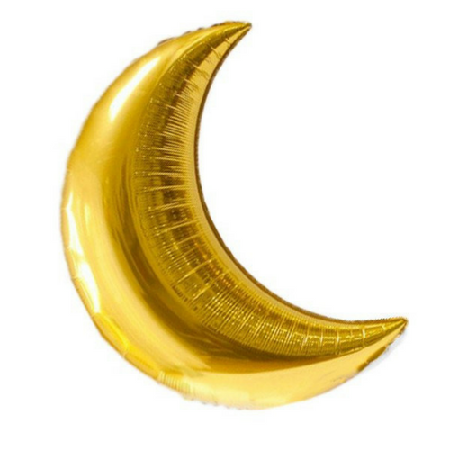 Crescent Moon Balloon