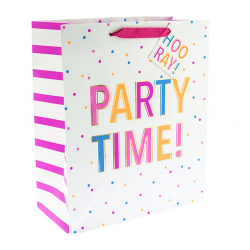 party time gift bag