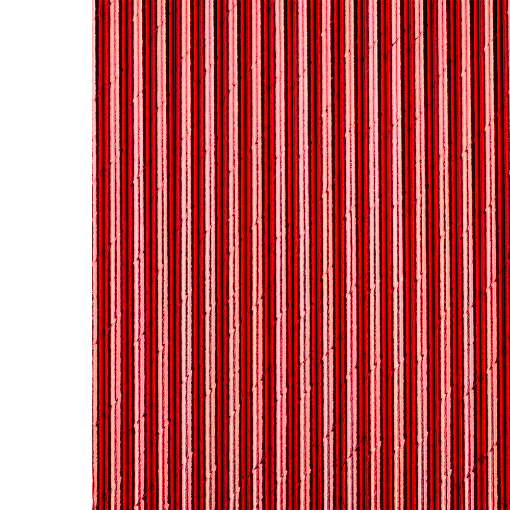 Foil Ruby Kiss Paper Straws from Jollity & Co