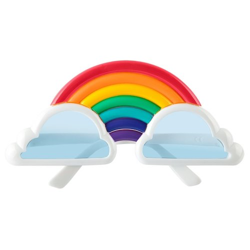 Rainbow Sunglasses, Jollity & Co