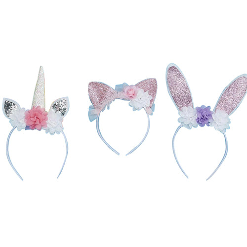 Fun Animal Headbands