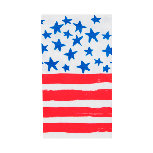 Star Spangled Guest Napkins