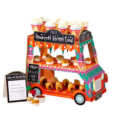Gourmet Street Stall Food Stand