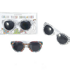 Color This Sunglasses
