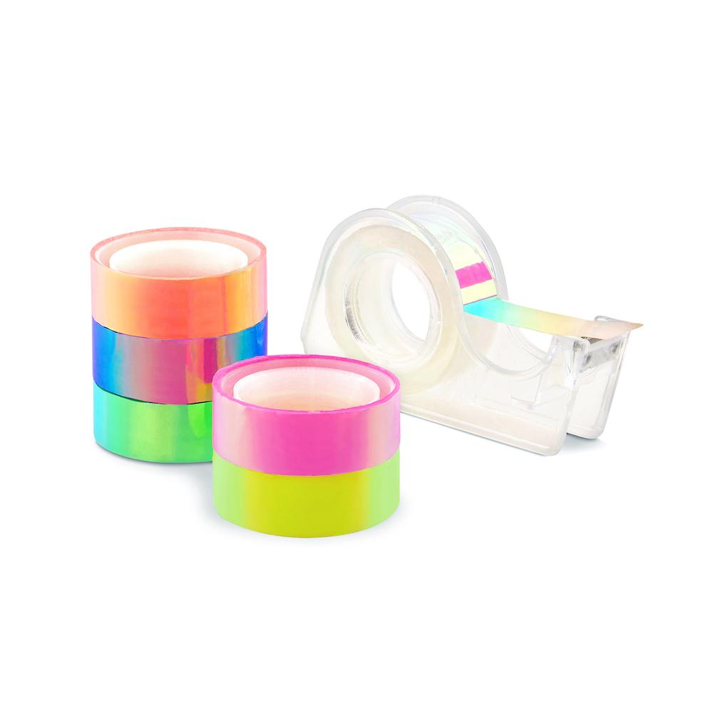 fun bright and colorful tape