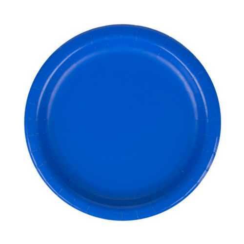 Royal Blue Plates
