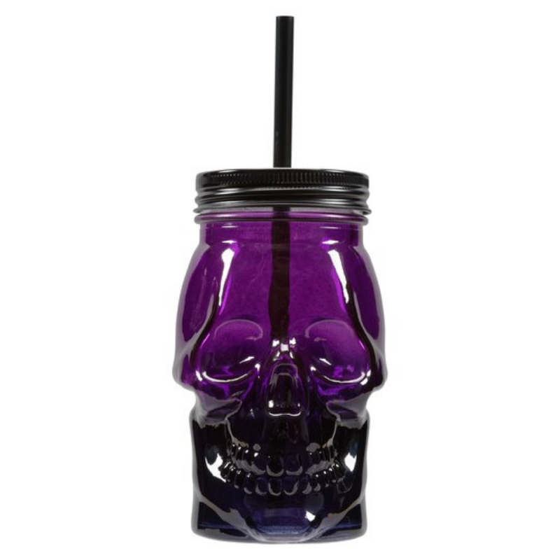 Skull Shaped Drinking Cup