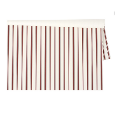 Red & White Striped Placemats
