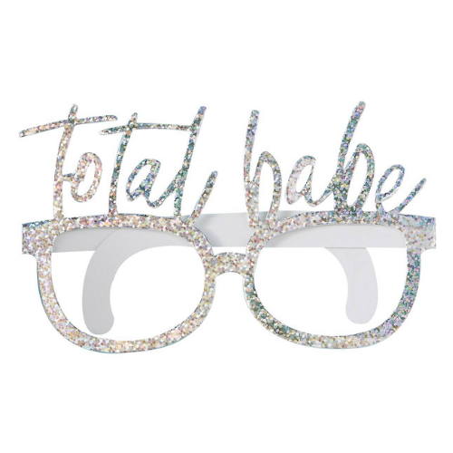total babe party glasses