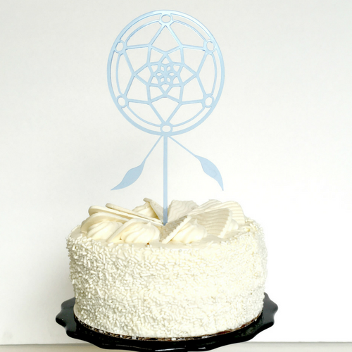 Dream Catcher Cake Topper – Jollity & Co Party Boutique