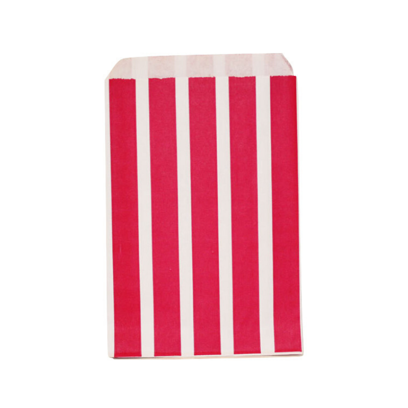 Vertical Stripe Treat Bags - 9 Styles