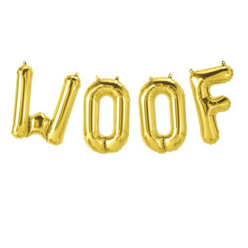 WOOF Balloon Kit
