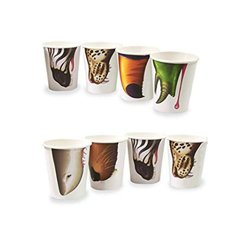 Pick Your Nose Animal Cups