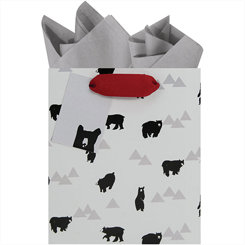 Black Bear Gift Bag
