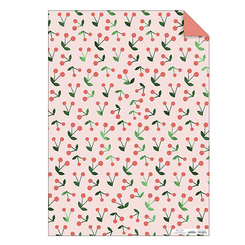 Cherry Bomb Gift Wrap Sheets