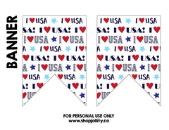 Fourth Of July Printables