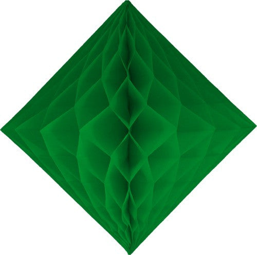 Green Diamond Honeycombs