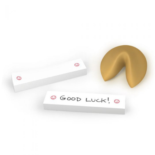 Fortune Cookie Note Set