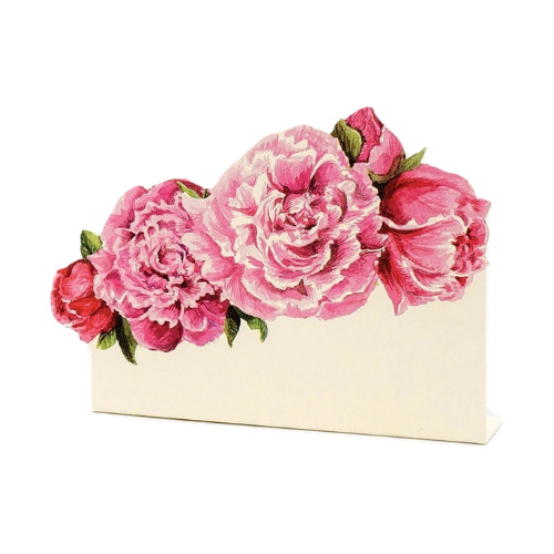Peony Placecards