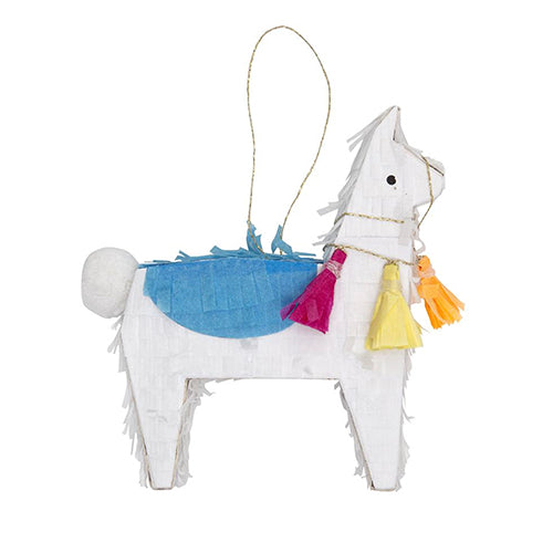 Mini Llama Pinata Party Favor