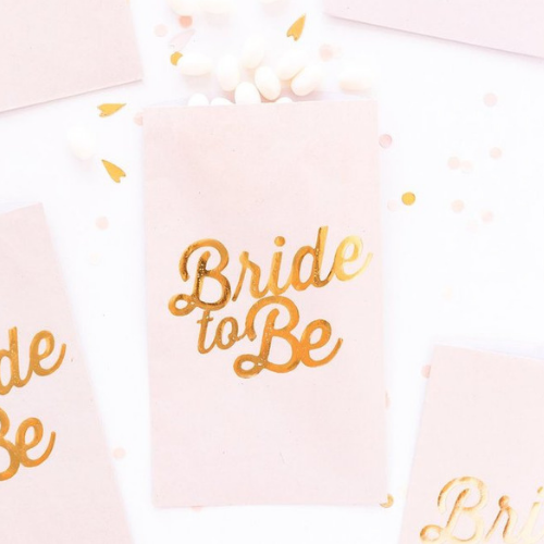 Bride To Be Treat Bags