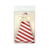 Candy Cane Striped Pennant Banner