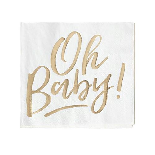 Oh Baby, Lunch Napkins