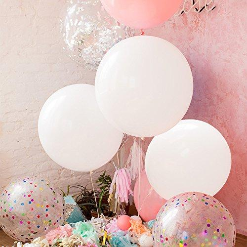 3 Foot Round Balloons