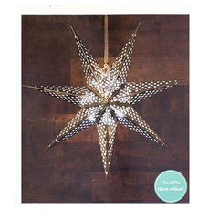 Medium Hanging Star Lanterns