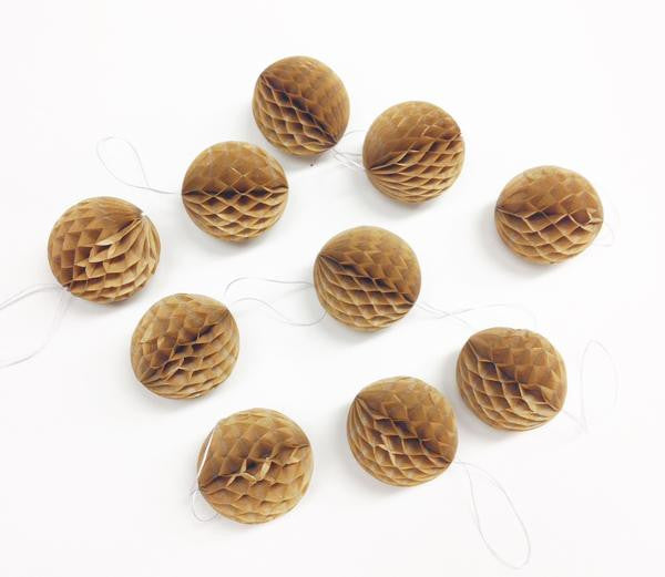 Itty Bitty Honeycombs - 1 Inch