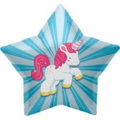 Unicorn Starburst Balloon