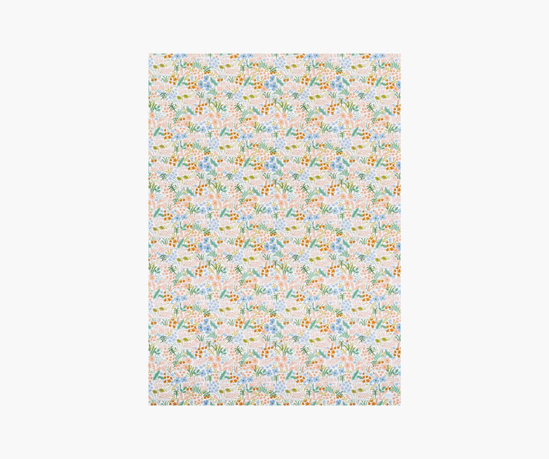 Floral Wrap Sheets, Pastel, Jollity & Co